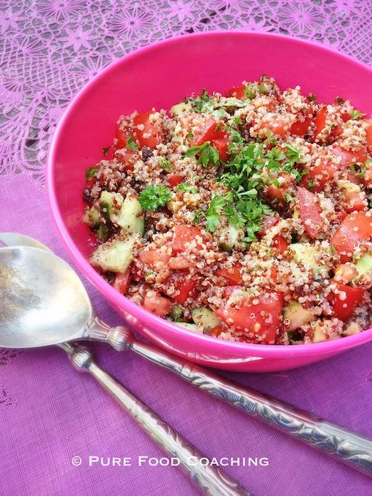 Salade-Quinoa-tomaat