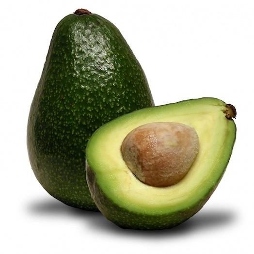 avocado vierkant
