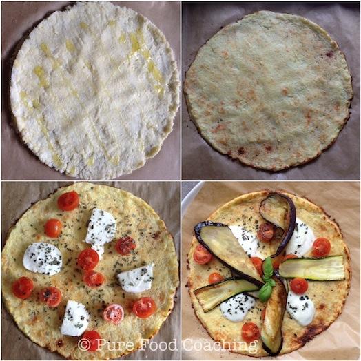 bloemkoolpizza 2