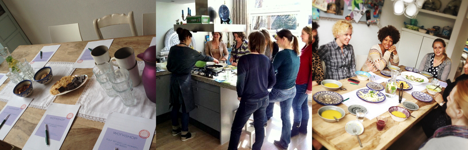 food workshops