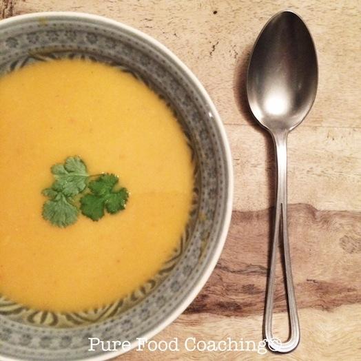 thaise zoeteaardappel soep